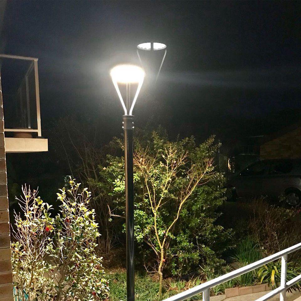 Post Top Lamp IP67 30W applications